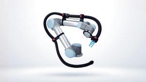 Sistem flexibil de sustinere pentru roboti cu sistem de retractie - Murrplastik