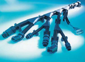 Conectica racorduri tuburi flexibile, distribuitoare, sisteme de fixare si protectie - Murrplastik - Merum.ro