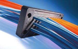 Densitate mare de ambalare a cablurilor intr-un spatiu restrans