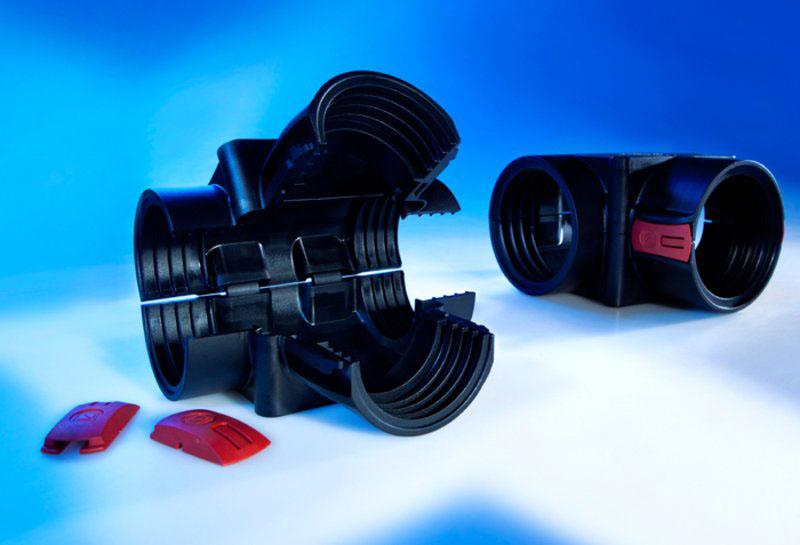 Distribuitorii de conducte flexibile utilizate pentru cuplare si redistribuire. Intruducere usoara, clasa de protectie ridicatam design inchis. Murrplastik