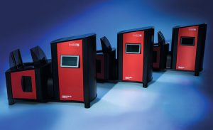 Noul sistem de marcare laser premium permite o productie interna automata si eficienta. Murrplastik Romania