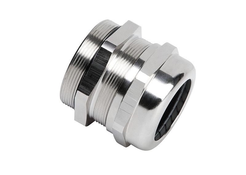 Presetupa metalica cu filet scurt - Clasa de protectie IP68 - fara halogen