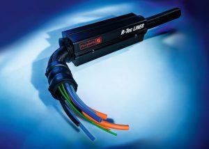 R-Tec Liner este un sistem linear pentru care ghideaza si livreaza optim energia de la axa 3 la axa 6 pe roboti industriali. Carcasa de aluminiu, extrem de puternica