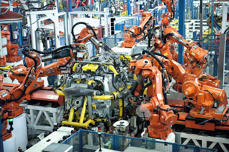 Robotica si automatizare Murrplastik aplicatii Industria automotive Constructia de masini Tehnica feroviara Constructia tablourilor electrice Tehnica medicala Industria