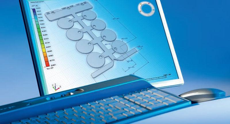 Software unic pentru sistemele de etichetare. Datele pot fi introduse in software manual sau din diferite sisteme CAD CAE Excel etc