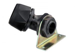 Suport metalic universal pt fixare accesorii conectori la masini si echipamente in industrie Fileturi metric M12 pana la M50 si fileturi de la PG09 pana la PG48