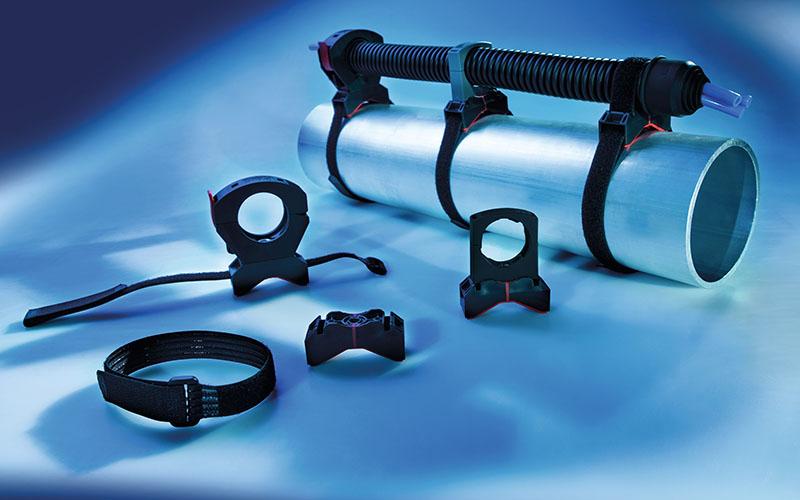 Suporturi de fixare pe brate robotice si pentru articulatii. Utilizare in industria robotica si automatizari.