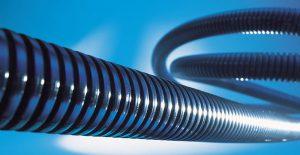 Tuburi flexibile industriale Murrplastik. Extrem de flexibile si extrem de rezistente. Rezistenta UV