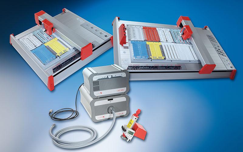plotter flexibil si usor de utilizat, care va ajuta sa etichetati cele mai diverse instalatii. Plotter inscriptionare etichete