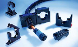 sisteme de fixare pentru montarea tuburilor de protectie flexibile - Murrplastik - Gama foarte variata