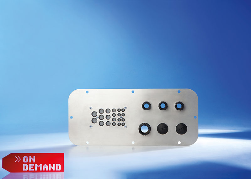 Cabluri mari si mici tranzitate in tablouri electrice - personalizate dupa nevoile si cerintele clientilor