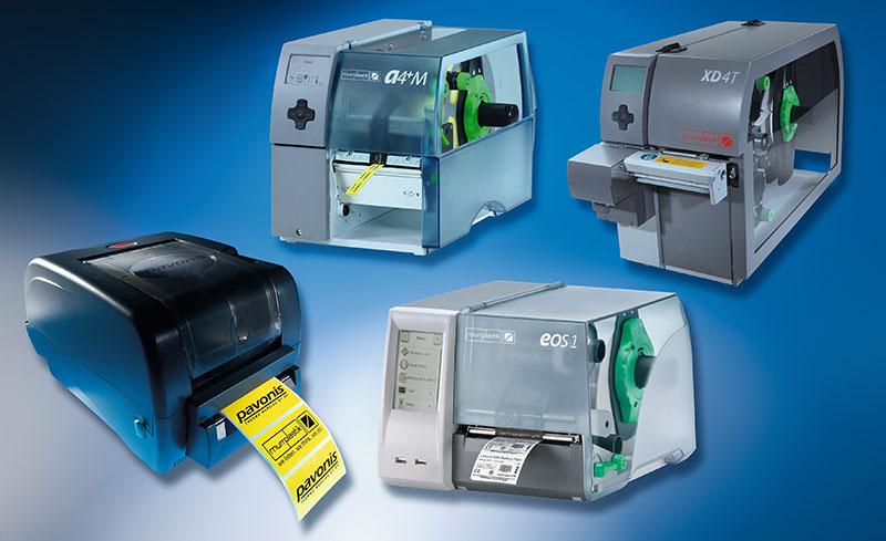 Imprimante cu transfer termic potrivite special pentru spatiu de lucru restrans. Sistem compact la un pret avantajos