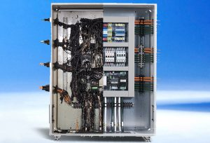 Sisteme ignifuge cu autostingere pentru protejarea tablourilor electrice de incedii si scurtcircute