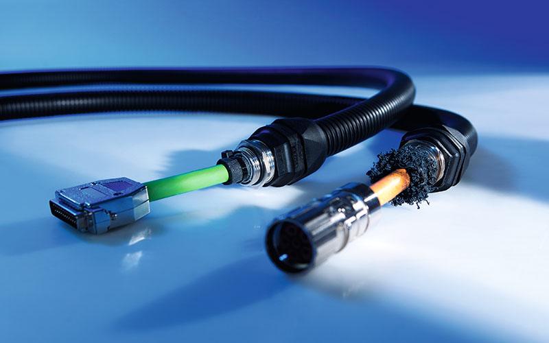 Tuburi si conectori rezistenti la foc, ignifugi cu proprietati de auto stingere. Clasa de foc, rezistenta la incediu V0 - UL 94