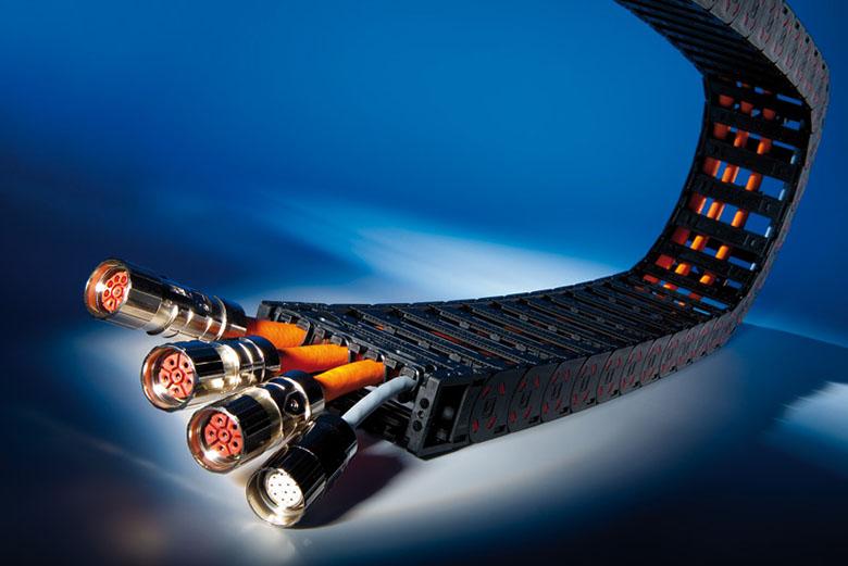 configurarea corecta lantului portcablu trebuie luat in vedere mediul de lucru interior, exterior, silentios, praf, rumegus, aschii, scantei, rezistenta la diverse substante chimice